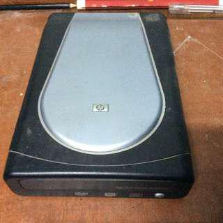 DVD writer external