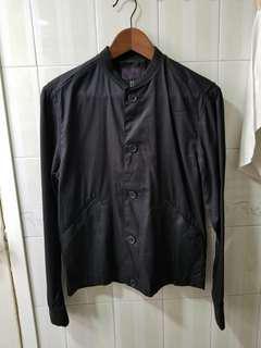H&M 黑色薄外套 size XS