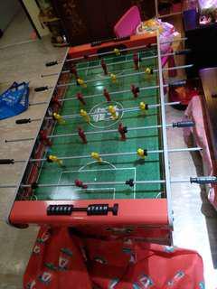 Liverpool Huge Foosball Table Rare