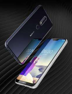 全新Nokia 6.1 Plus ( 香港CSL行貨.64GB)
