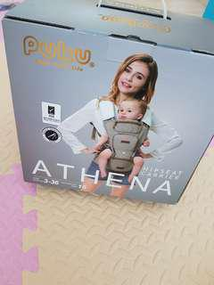 Puku Athena baby hipseat carrier