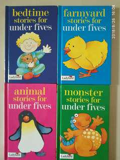 🚚 Stories for under Five series (set of 4)