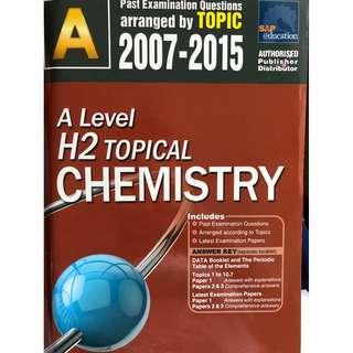 H2 Chemistry TYS