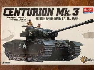 🚚 1/35 scale Centurion Mk.3 British Army Battle tank