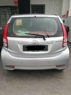 Year 2012, Perodua Myvi 1.3Ez Auto FOR SALE