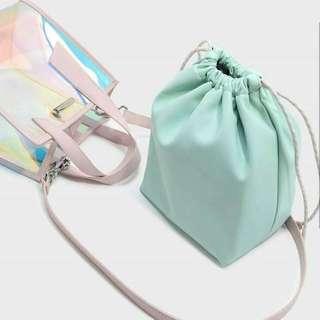 [ORIGINAL 100%] TOP HANDLE SHOULDER BAG CHARLES & KEITH