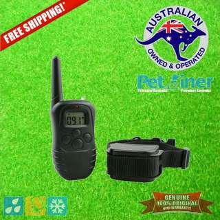 Petrainer PET998DR-1 Remote Dog Training Collar with Shock & Vibration for 1 Dog