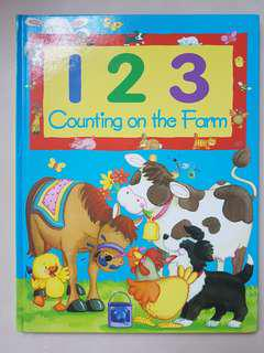 123 Counting on the Farm