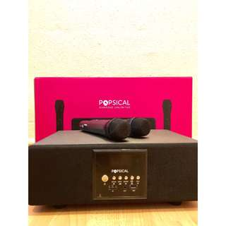 Popsical Sound (200 Watt Karaoke Speaker)