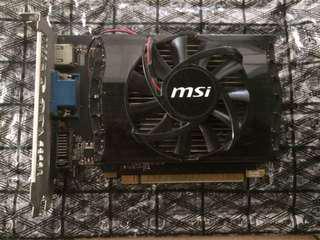 Graphic Card MSI N730