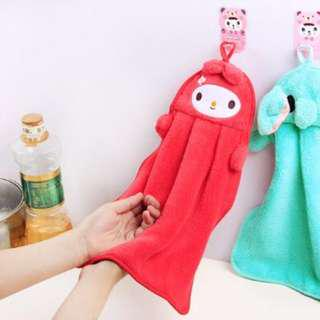 BN My Melody Hanging Hand Towel (free NM)