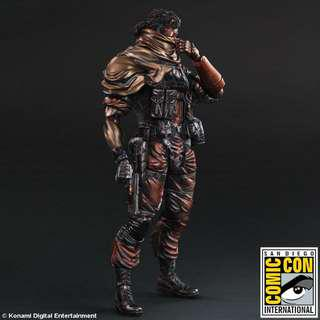 Play Arts Kai SDCC Exclusive MGS V Punished Snake