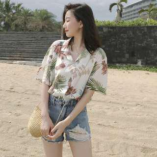 Summer Ulzzang Top 🌴