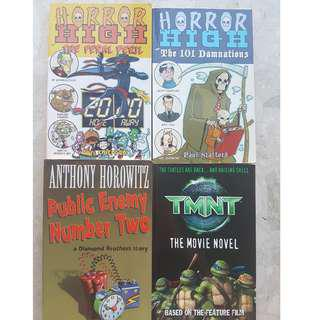 Story books - Horror High, Public Enemy Number Two