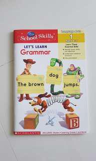Disney Let learn grammar (age 6-7)