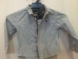 Poney Baby Boy Shirt