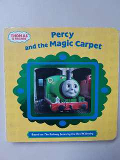 Percy and the Magic Carpet