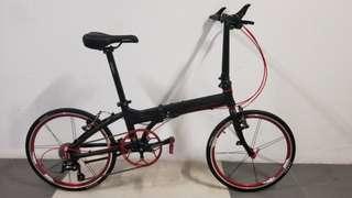 Crius Master V Folding Bicycle