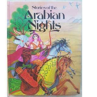 Stories of the Arabian Nights