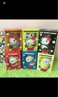 Mcdonald Hello Kitty 40th Anniversary Set