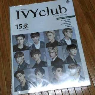 EXO IVY Club Magazine 2014