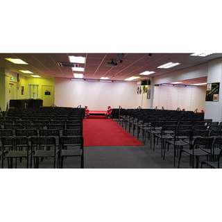 Event Hall for Rent