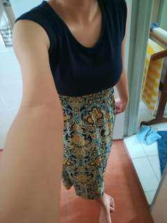 Behemian Style Casual Dress 波西米亚风 休闲长裙