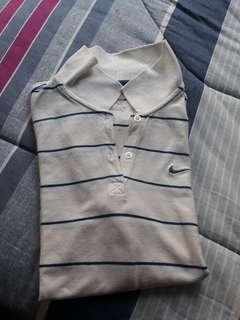 Nike polo shirt cotton