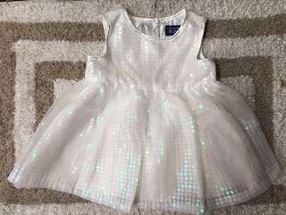 Baptismal dress, baby dress, formal baby dress
