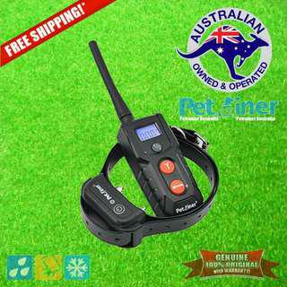 Petrainer PET916R-1 Remote Dog Training Collar Shock & Vibration for 1 Dog