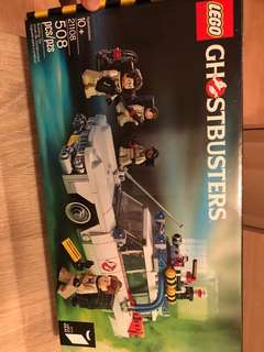 Used 完成品 Lego 21108 Ghostbusters
