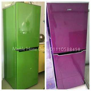 RS 5m sticker pvc waterproof wallpaper fridge