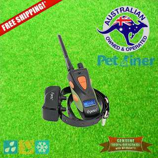Petrainer PET617R-1 Remote Dog Training Collar Shock & Vibration for 1 Dog