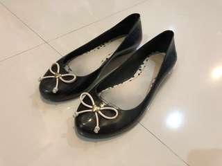 ORIG Preloved Mel By Melissa Women's Rain Shoes size 6