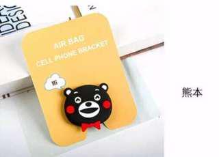 🚚 熊本手機氣墊支架、懶人指環