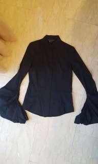 Zara Woman fitted shirt
