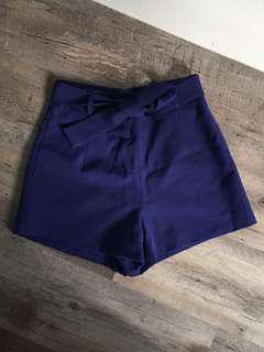 BN Osmose Blue Shorts