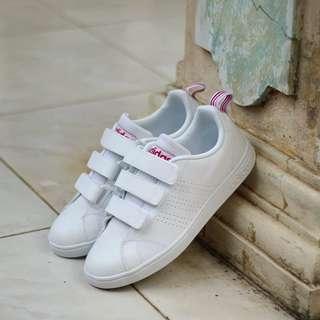 Adidas ADV Velcro WHT/PNK