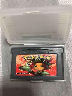 Pokémon Frigo Returns Gameboy Advance