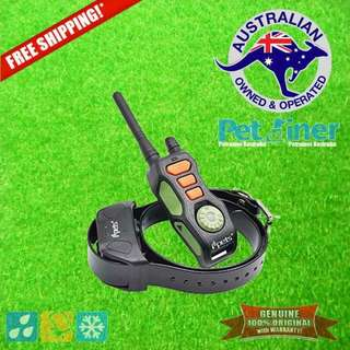 Petrainer PET618R-1 Remote Dog Training Collar Shock & Vibration for 1 Dog