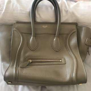 Celine Luggage Authentic Bag & DB Only