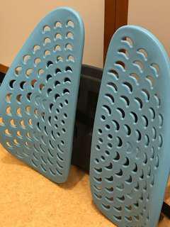 健康 椅背墊