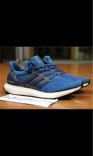 *STEAL AF* Adidas Ultra Boost Collegiate Navy Blue