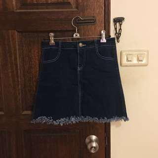 🚚 韓系彈性牛仔裙