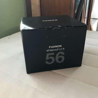 Fuji Fujinon XF56mm F1.2 R