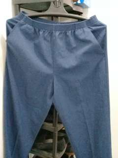 Imported korean pants- size 32 strechable