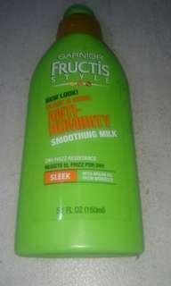 Garnier fructis sleek n shine