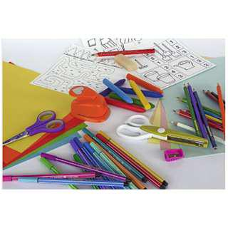 Business for Sale - Stationery and Craft Supply Store with 4 Mall Locations