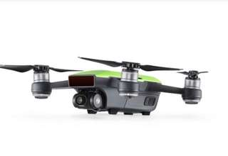 Brand new DJI Spark with Remote Control