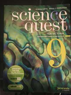 Science quest year 9